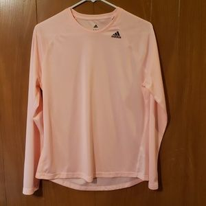 Adidas Climilite long sleeve top